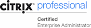 Citrix Professional Certified Enterprise Administrator
